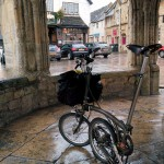 Pit stop in Malmesbury