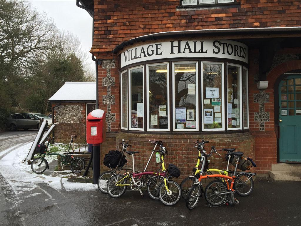 Village Hall Stores