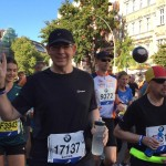 Running the Berlin Marathon